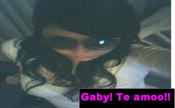 mi corazon tiene due?o y se llama gaby: Gabo Y Yo